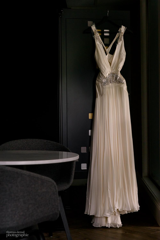 Jenny Packham ' Ruby' wedding dress