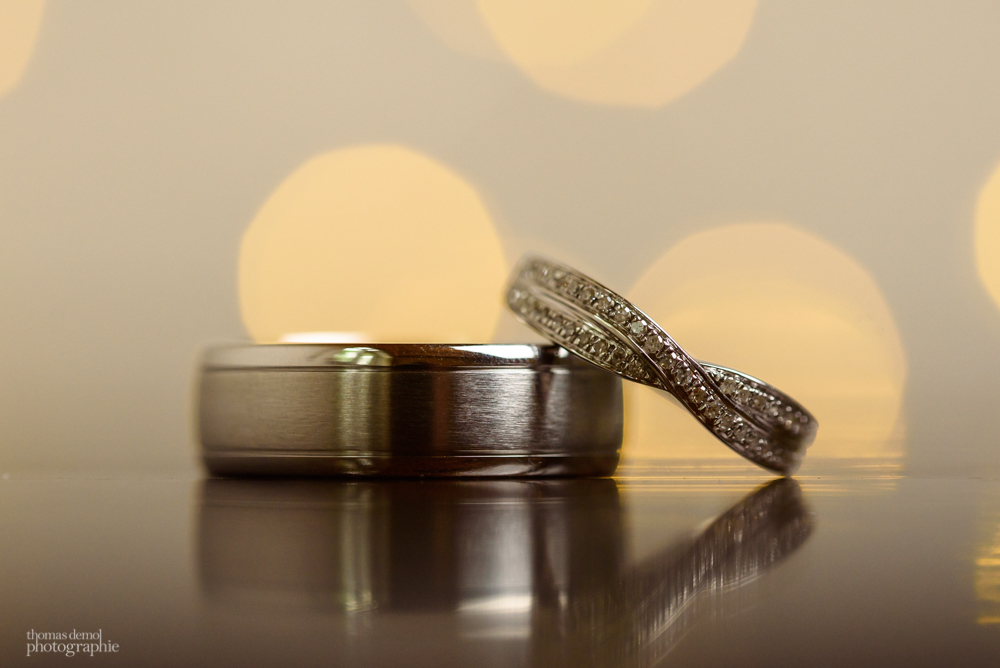 Wedding rings from Ernest Jones