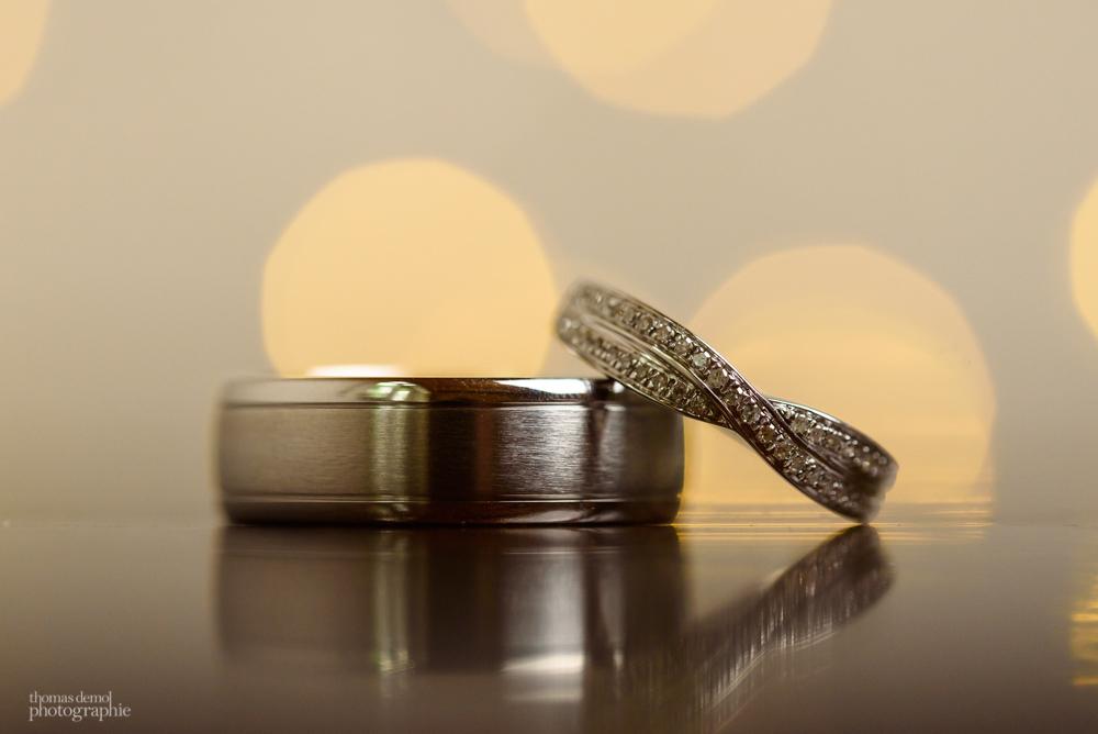Wedding rings from Ernest Jones