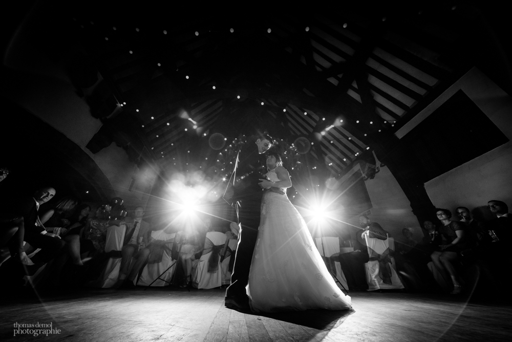 First dance at Samlesbury Hall