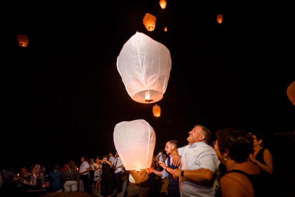 guest launching lantern