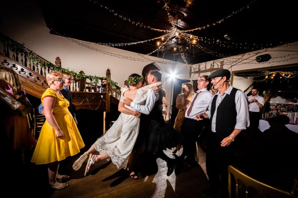 ceilidh dance moves