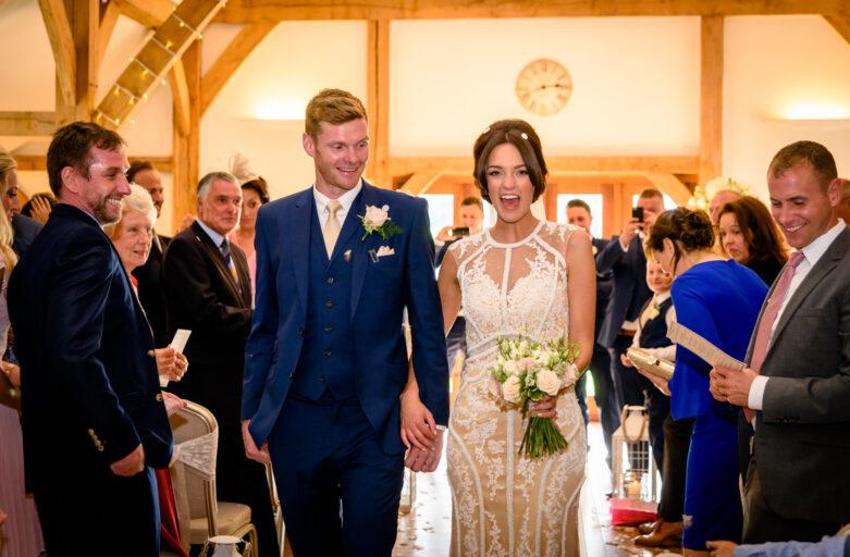 Elegant Summer Wedding at Sandhole Oak Barn