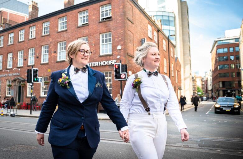 Urban brides
