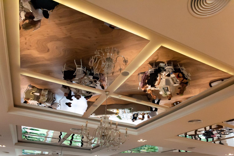 Ceiling at la Vinuela