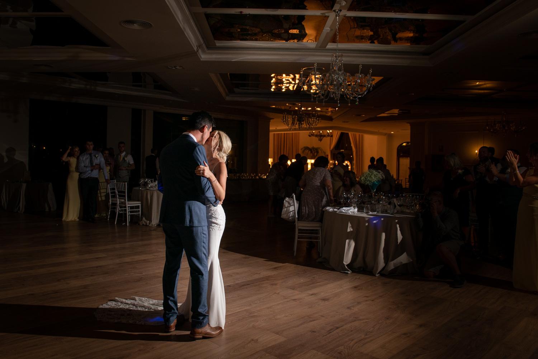 First dance at La vinuela