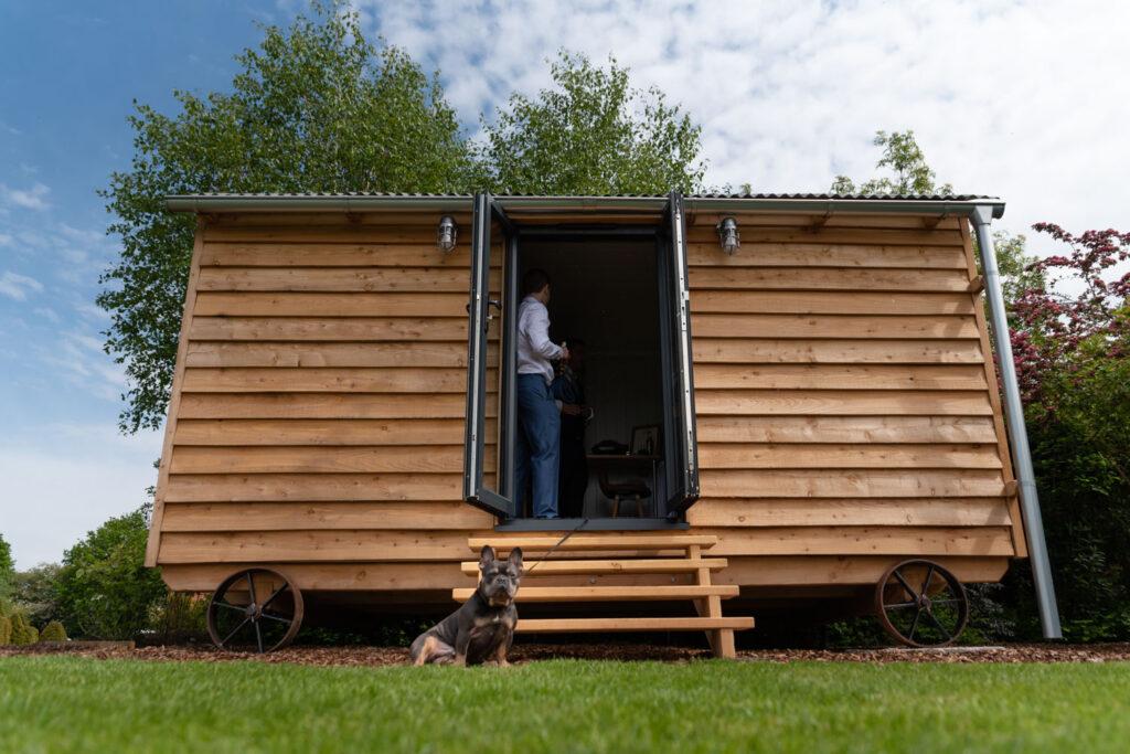 Shepherds' hut