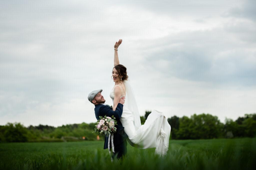 Sandhole wedding